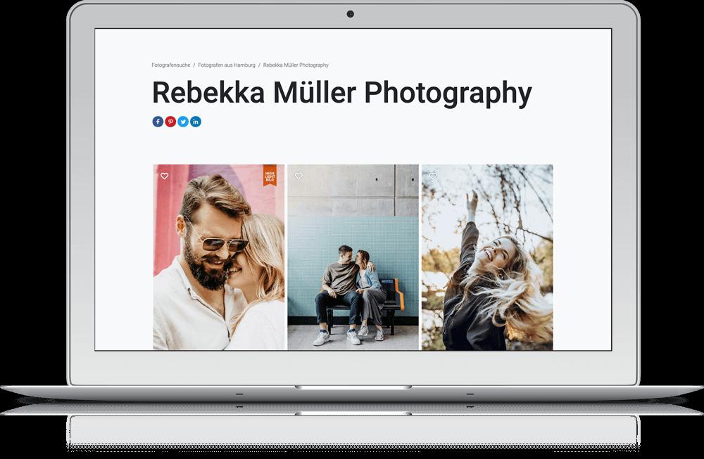 Fotos verkaufen