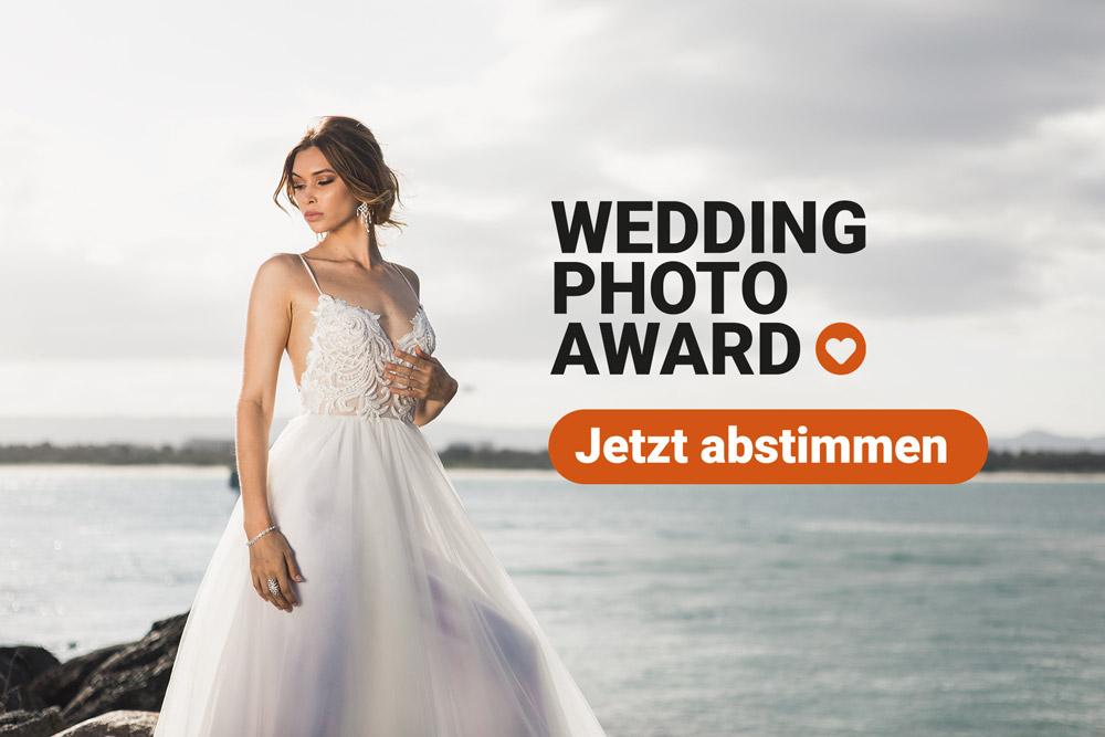 WEDDING PHOTO AWARD 2020 – Jetzt abstimmen