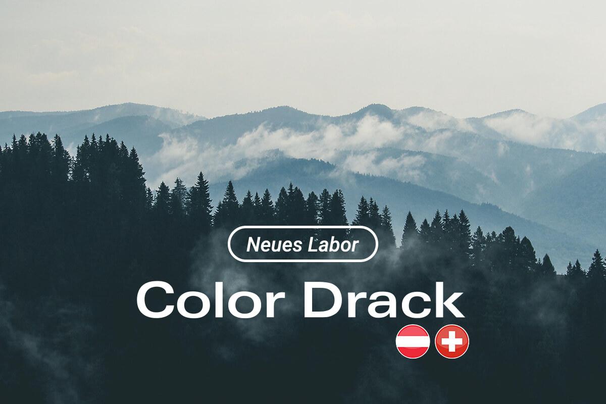 Color Drack – Labor für Österreich und Schweiz